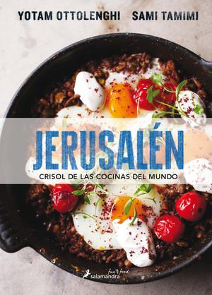 Jerusal�n. Crisol de las cocinas del mundo - $13.900