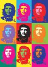 CHE GUEVARA POP ART STYLE - MAGNETOS DECORATIVOS - $2.000