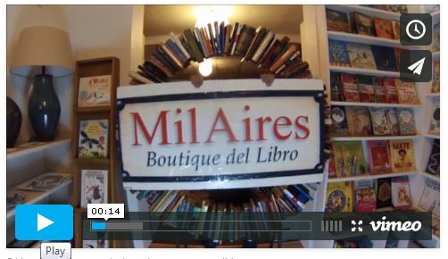 Video y texto de campa�a MilAires - MilAires, La Tienda.
