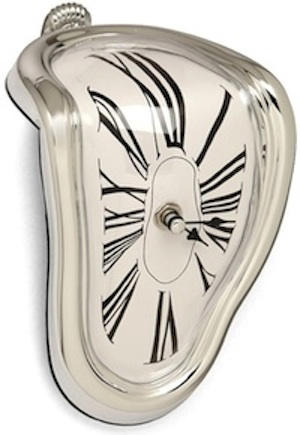 Reloj Dali - $23.000